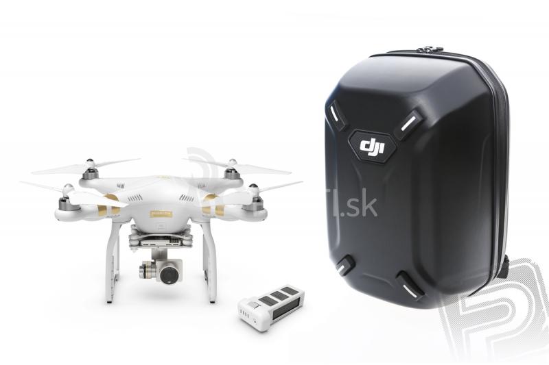 RC dron DJI Phantom 3 Professional, set 2