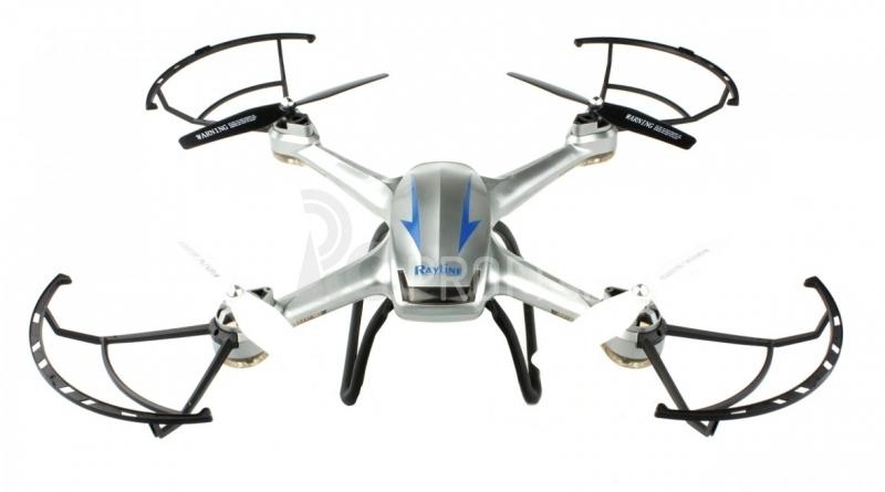 RC dron Funtom 8 BAROMETR, WIFI