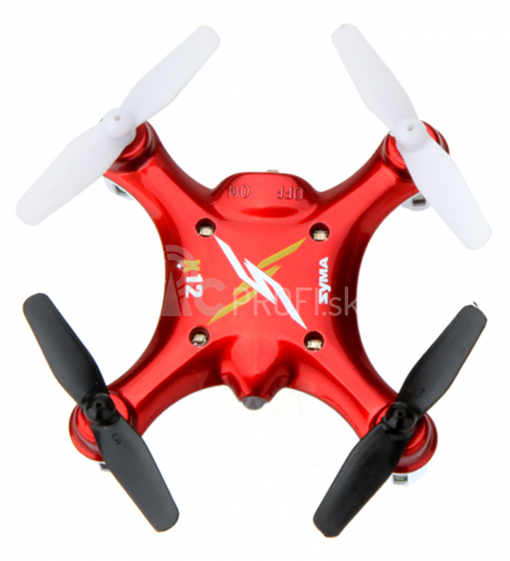 RC dron Syma X12 nano