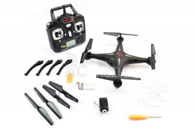 Dron Syma X5SC PRO, čierna