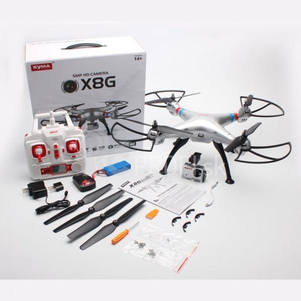 RC dron SYMA X8G, 5Mpx kamera