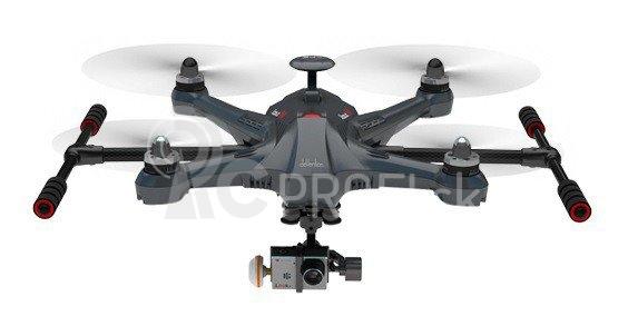 RC dron Walkera SCOUT X4 GOPRO