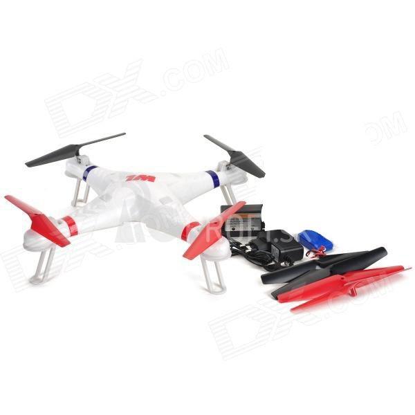 RC dron WL Galaxy s kamerou