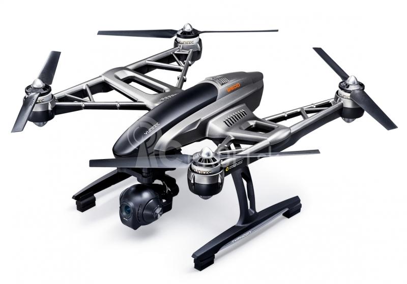 RC dron YUNEEC Q500 4K TYPHOON