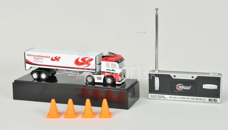 Mini Kamión, biely