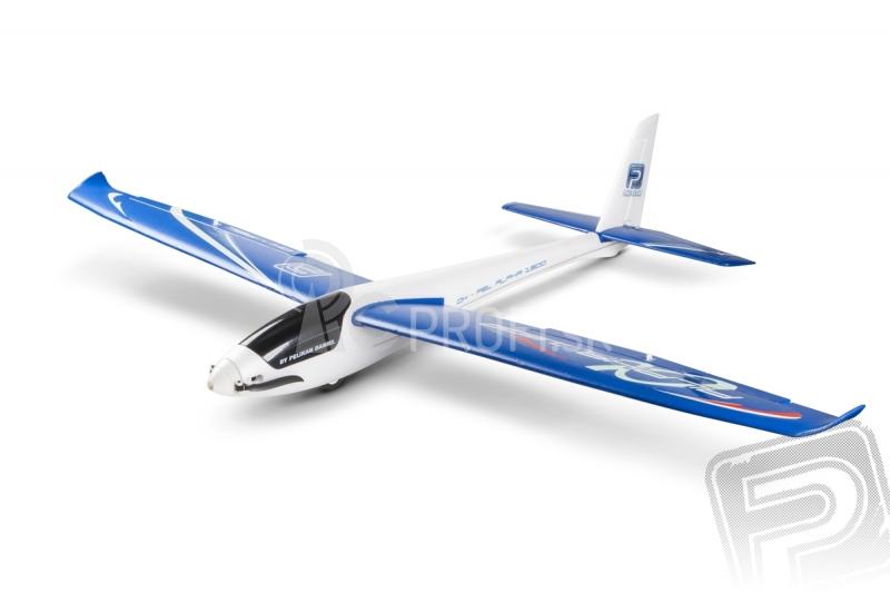 RC lietadlo ALPHA 1500 M1