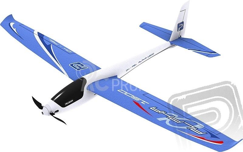 RC lietadlo ALPHA 1500 M2