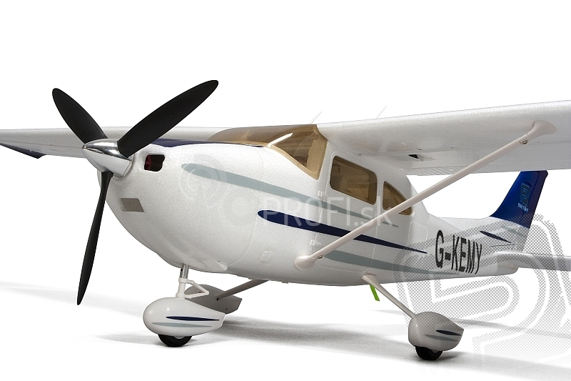 RC lietadlo CESSNA 182 modré