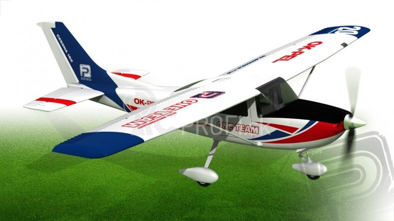 RC lietadlo CESSNA 182 Skyline