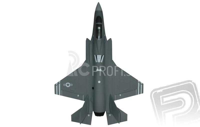 RC lietadlo F-35 Ligthning II šedé