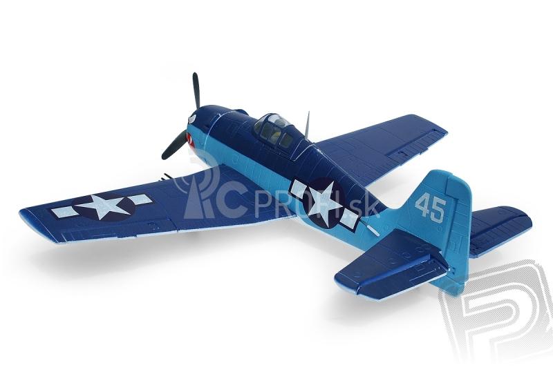 RC lietadlo F6F Hellcat (Baby WB)
