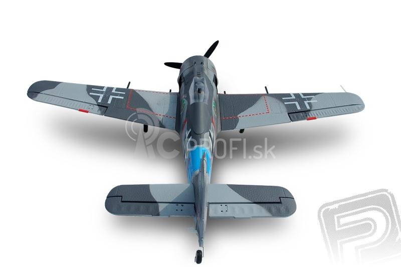 RC lietadlo Focke-Wulf FW-190 V2 (Baby WB)
