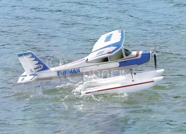 RC lietadlo Funman RR