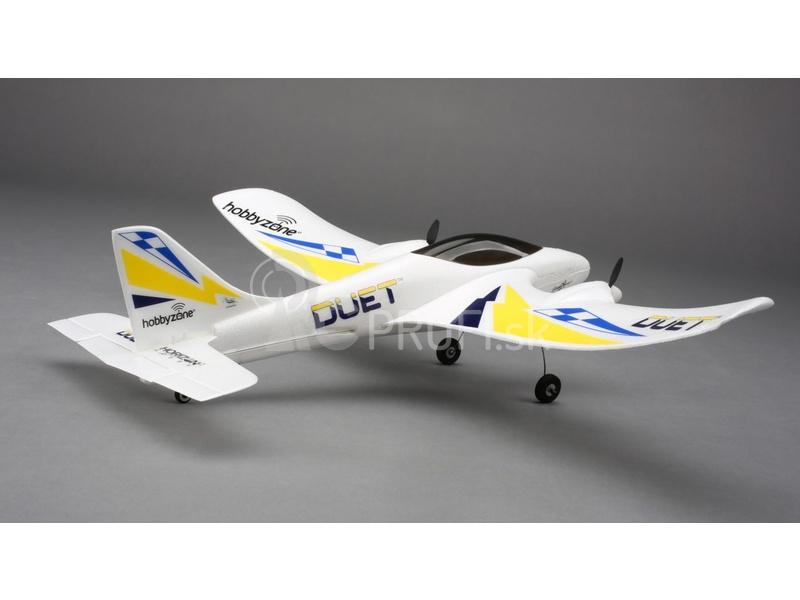 RC lietadlo Hobbyzone Duet