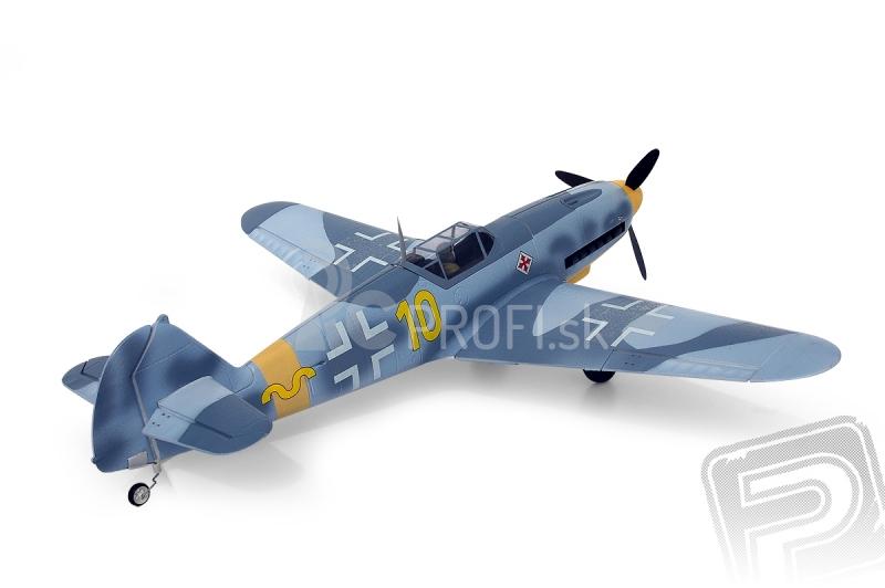 RC lietadlo Messerschmitt BF-109 (Baby WB), modrá
