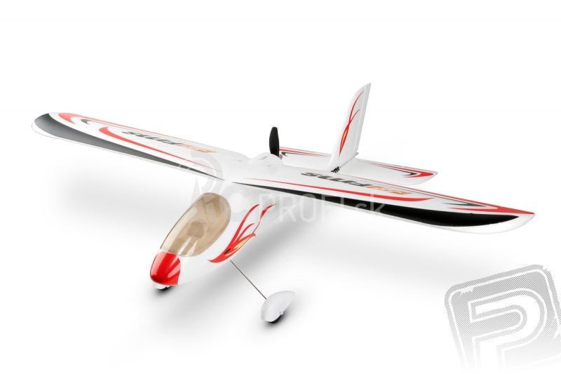 RC lietadlo Red Dragonfly