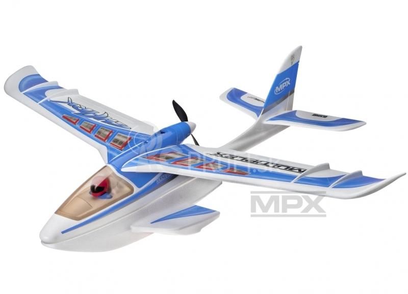 RC lietadlo 264286 RR SHARK