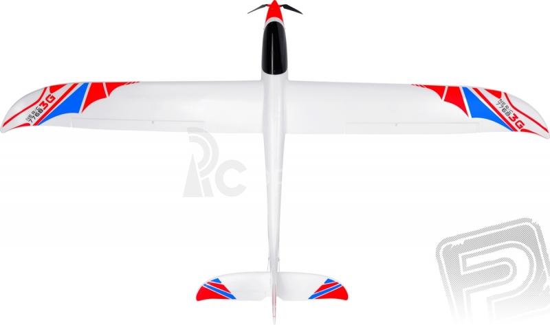 RC lietadlo Sky Climber 3G