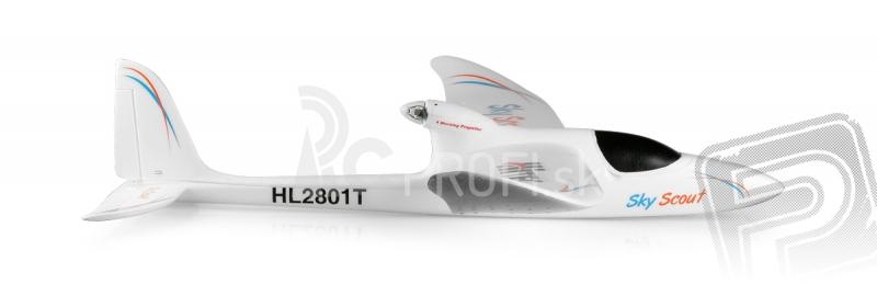 RC lietadlo Sky Scout Hitec 2GO