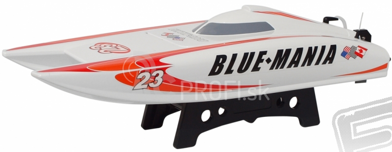 RC loď Blue Mania ARTR Brushless