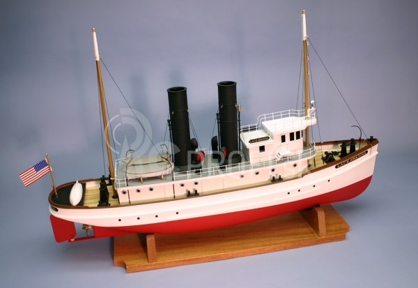 RC loď Lackawanna