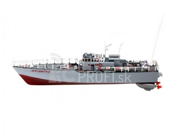 RC loď Torpedo boat 1:115