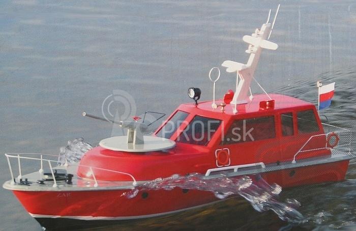 RC loď ZAR