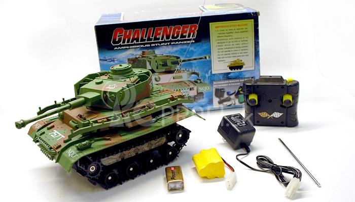 RC Obojživelník Challenger