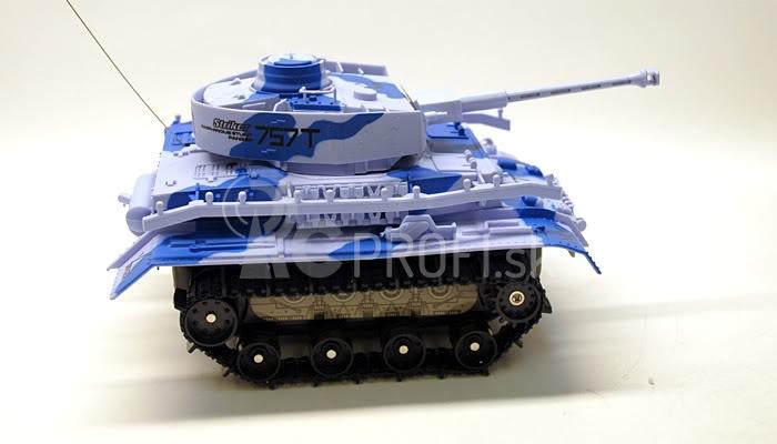 RC Obojživelník Challenger, modrá