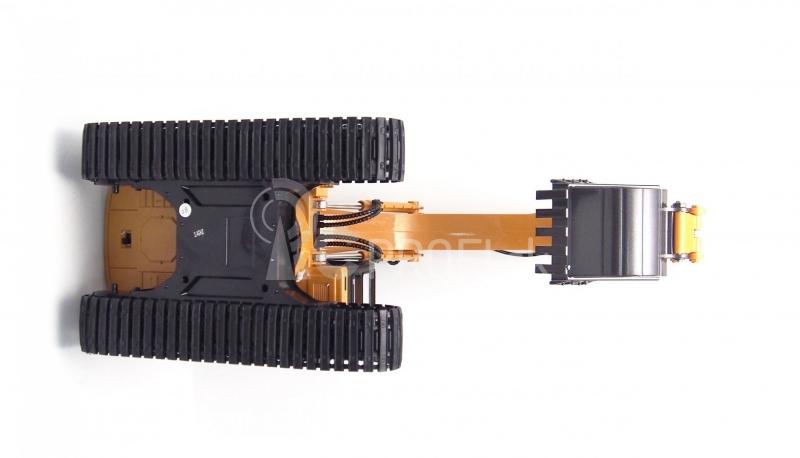 RC pásový bager s kovovou lyžicou HN550 1:14 15CH