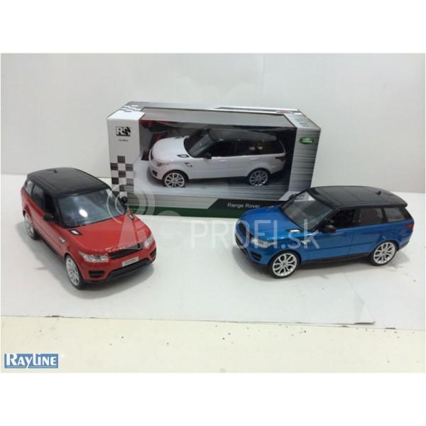 RC auto Range Rover 1:14 - BIELA