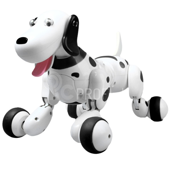 RC Robo-Dog - pes, čierný