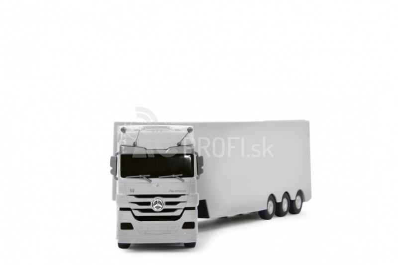 RC kamión Mercedes-Benz Actros, biela