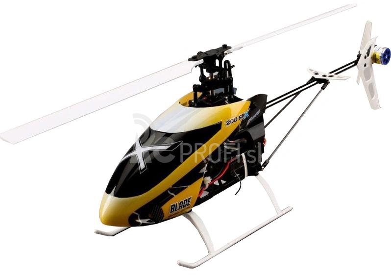 RC vrtuľník Blade 200 SR X SAFE, mód 1