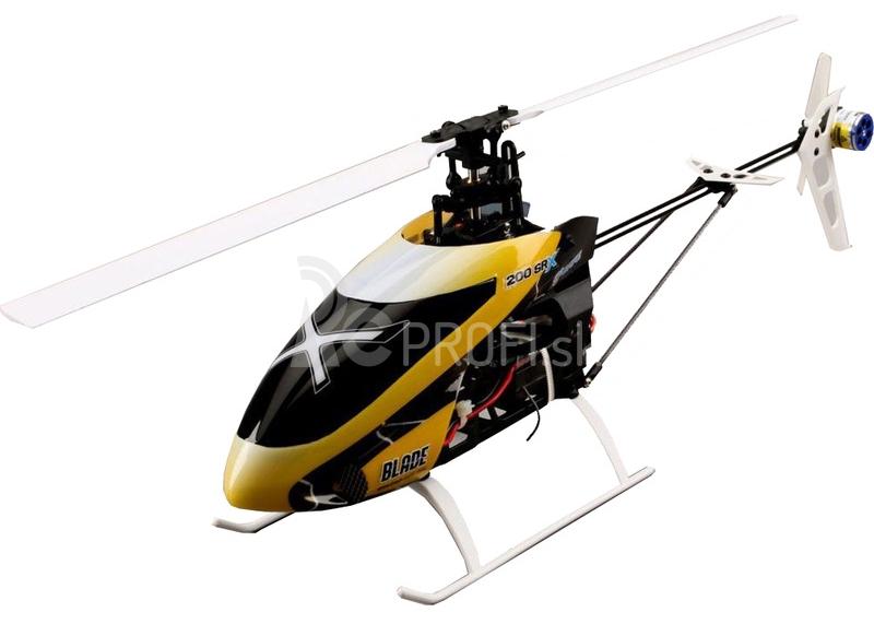 RC vrtuľník Blade 200 SR X SAFE EU, mód 2