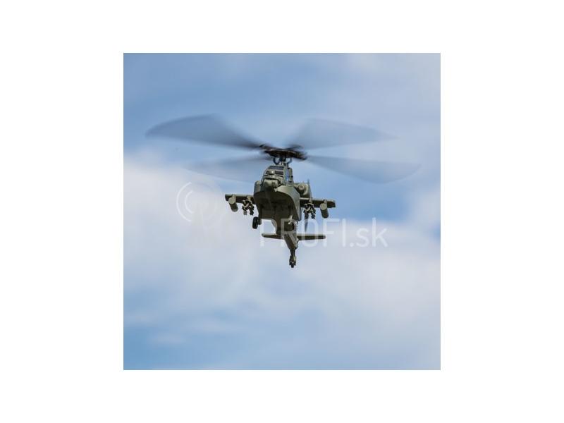 RC vrtuľník Blade Micro Apache AH-64, mód 1