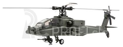 RC vrtuľník Blade Micro Apache AH-64, mód 2