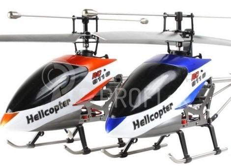 RC vrtuľník Double Horse 9116, modrá