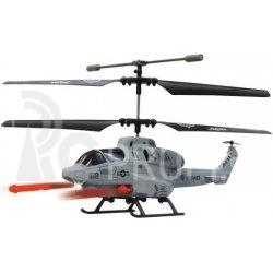 RC vrtuľník King Cobra AH-1