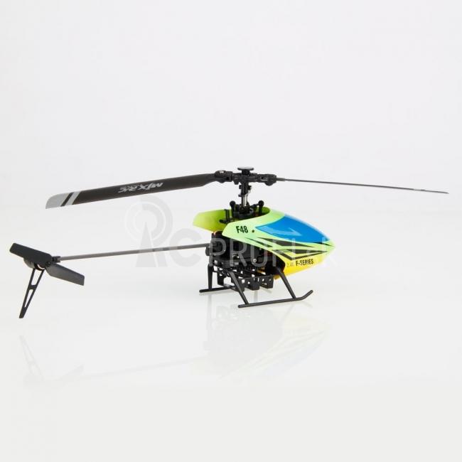 RC vrtuľník MJX F-48, zelená