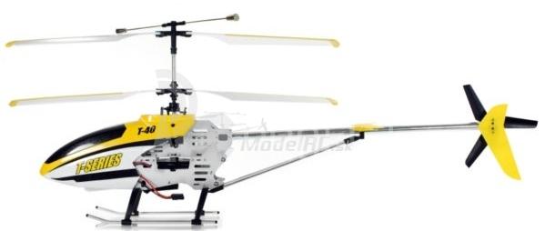 RC vrtuľník MJX T-40C