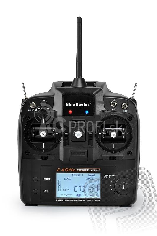 RC vrtuľník Solo Pro 100 3D