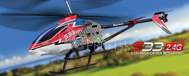RC vrtuľník Syma S033