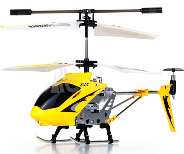 RC vrtuľník Syma S107G, žltá