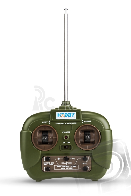Diaľkový ovládač pre 0804