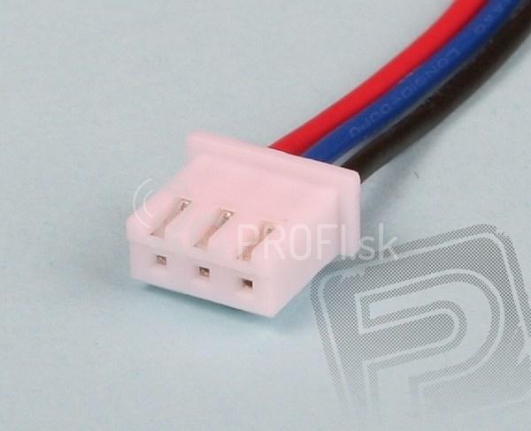 servisní konektor JST-XH ALIGN (2 čl.)