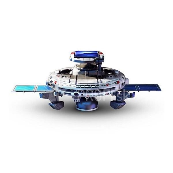 Solárna stavebnica 7v1 Space Fleet