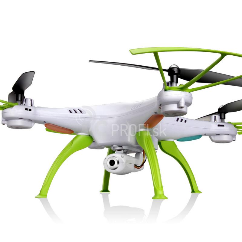 Dron Syma X5HC, biela