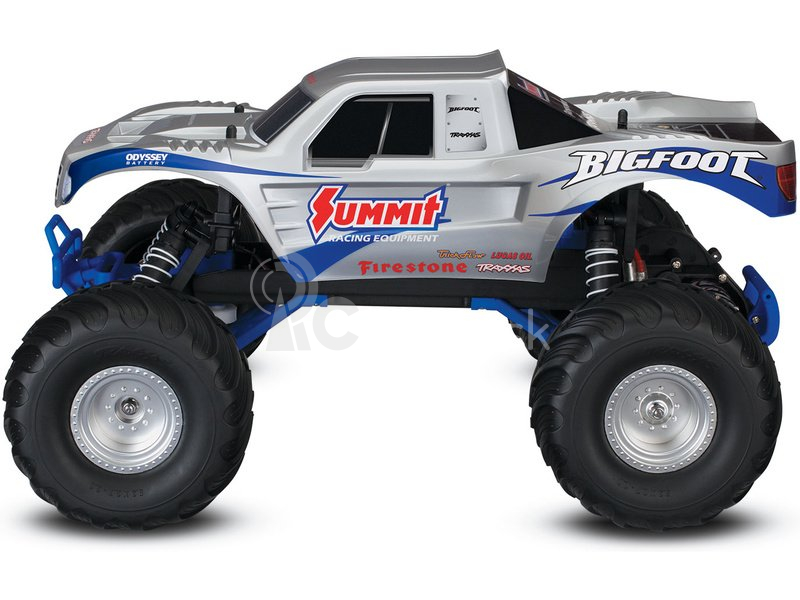 Traxxas Big Foot 1:10 RTR modrý
