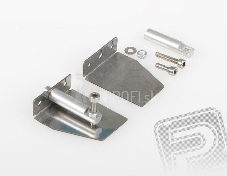 Trimovacie klapky stredné A2 (10016)